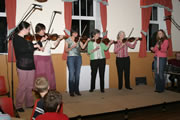 Lochgoilhead Fiddle Workshop